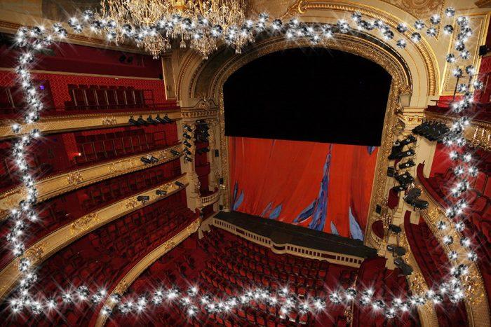 Paris theater Comedie-Francaise
