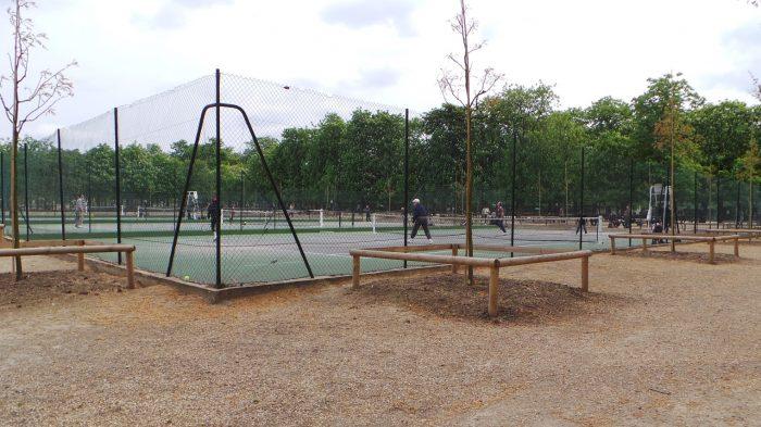 tennis grounds in paris