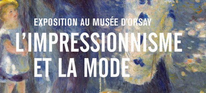 Импрессионизм и мода