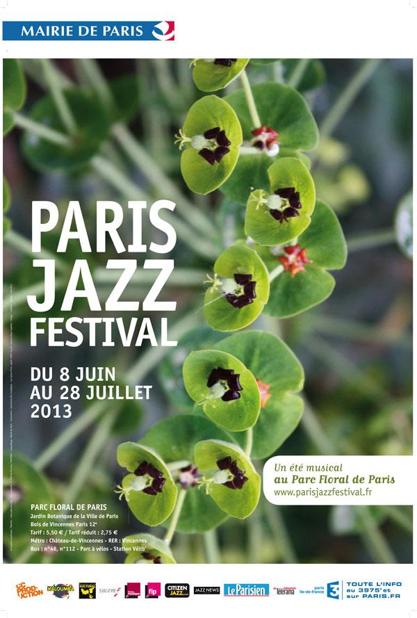 Джаз Фестиваль в Париже