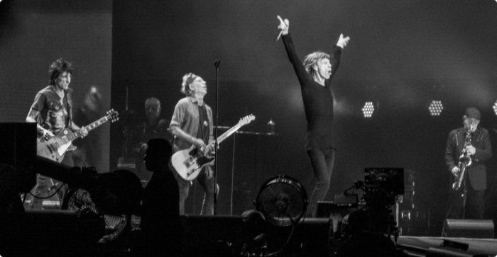 The Rolling Stones Tour 2014